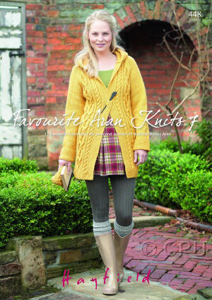 Hayfield Favourite Aran Knits 7