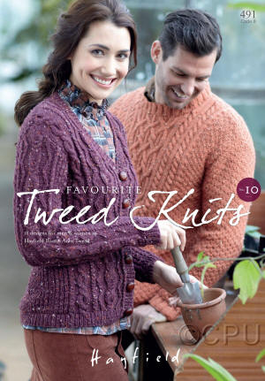 Hayfield Favourite Tweed Knits 10