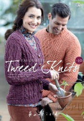 Hayfield Favourite Tweed Knits 10 - Click HERE to view some of the patterns in this Book