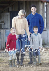 23 Favourite Aran Knits - Click HERE to view some of the patterns in this Book
