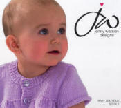 Jenny Watson Designs Baby Boutique Book - Click HERE to view some of the patterns in this Book