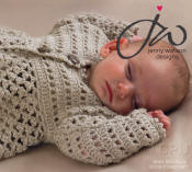 Jenny Watson Designs Baby Boutique Book 2 - Click HERE to view some of the patterns in this Book
