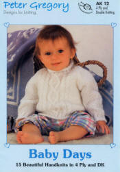 Peter Gregory Baby Days Book AK12