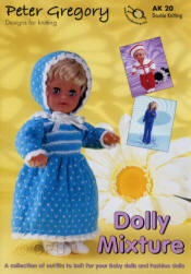 Peter Gregory Dolly Mixtures Book AK20