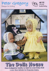 Peter Gregory The Dolls House Book AK22