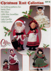 Christmas Knit Collection Booklet - Click HERE to view some of the patterns in this Book