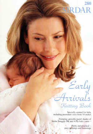 Sirdar Early Arrivals Knitting Book