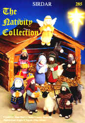 The Nativity Collection Pattern Book by Alan Dart - Click HERE to view some of the patterns in this Book