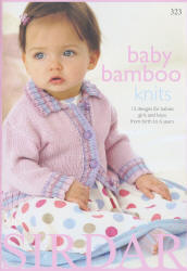 Baby Bamboo Knit - Click HERE to view some of the patterns in this Book