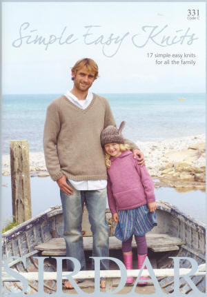 Sirdar Simple Easy Knits Book