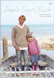 Simple Easy Knits - Click HERE to view some of the patterns in this Book