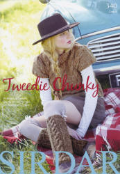 Tweedie Chunky Pattern - Click HERE to view some of the patterns in this Book