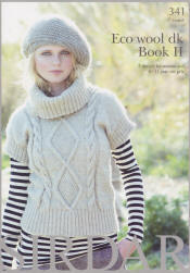 Eco Wool DK II - Click HERE to view some of the patterns in this Book