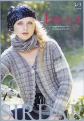 Escape Double Knit - Click HERE to view some of the patterns in this Book