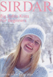 Big Softie Knits for Beginners - Click HERE to view some of the patterns in this Book