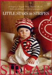 Little Stars in Stripes Book