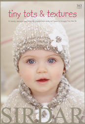 Tiny Tots and Textures Book - Click HERE to view some of the patterns in this Book