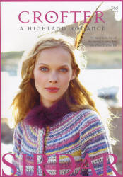 A Highland Romance Book - Click HERE to view some of the patterns in this Book