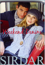Weekend Denim Book - Click HERE to view some of the patterns in this Book