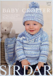 Baby Crofter Book - Click HERE to view some of the patterns in this Book