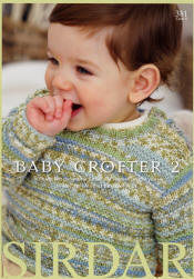 Baby Crofter 2 Book - Click HERE to view some of the patterns in this Book