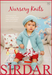 Nursery Knits Book - Click HERE to view some of the patterns in this Book