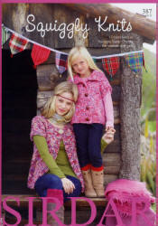 Squiggly Knits Book - Click HERE to view some of the patterns in this Book