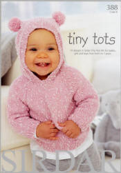 Tiny Tots Book - Click HERE to view some of the patterns in this Book