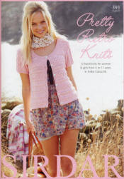 Pretty Retro Knits Book - Click HERE to view some of the patterns in this Book