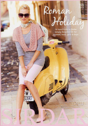 Sirdar Roman Holiday Book