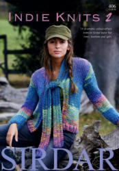Indie Knits 2 Book - Click HERE to view some of the patterns in this Book