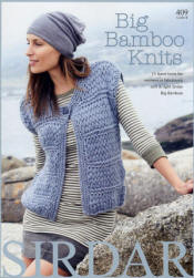 Big Bamboo Knits Book - Click HERE to view some of the patterns in this Book