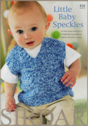 Little Baby Speckles Book - Click HERE to view some of the patterns in this Book