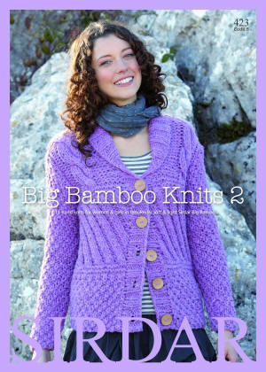 Sirdar Big Bamboo Knits 2 Book