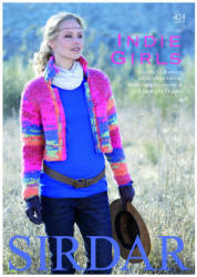 Indie Girls Book - Click HERE to view some of the patterns in this Book