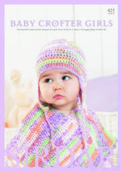 Baby Crofter Girls Book - Click HERE to view some of the patterns in this Book