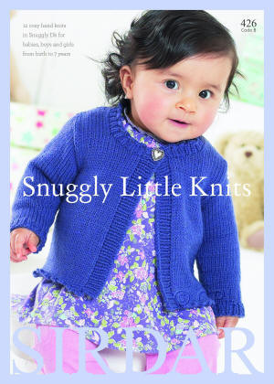 Sirdar Snuggly Little Knits Book