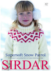 Supersoft Snow Patrol Book - Click HERE to view some of the patterns in this Book
