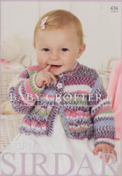 Baby Crofter 6 Book - Click HERE to view some of the patterns in this Book