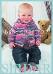 Baby Crofter 7 Book - Click HERE to view some of the patterns in this Book