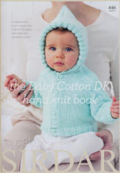 Baby Cotton DK hand knit Book - Click HERE to view some of the patterns in this Book