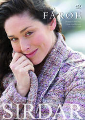 Faroe Chunky Knits Book - Click HERE to view some of the patterns in this Book