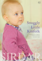 Snuggly Little Kinfolk Book - Click HERE to view some of the patterns in this Book