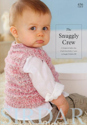 Sirdar The Snuggly Crew Book