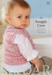 The Snuggly Crew Book - Click HERE to view some of the patterns in this Book