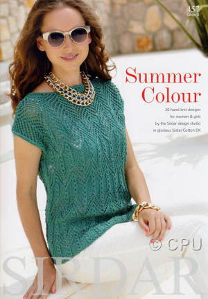 Sirdar Summer Colour Book