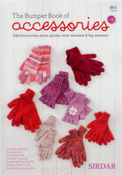 The Bumper Book of Accessories No.2 Book - Click HERE to view some of the patterns in this Book