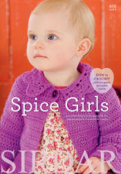 Spice Girls Book - Click HERE to view some of the patterns in this Book