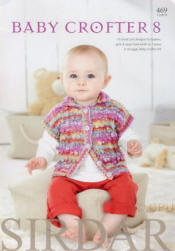 Baby Crofter 8 Book - Click HERE to view some of the patterns in this Book