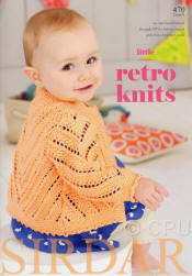 Little Retro Knits Book - Click HERE to view some of the patterns in this Book